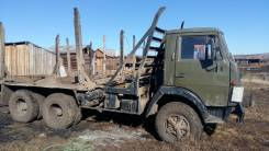 КамАЗ 5320. Продается Камаз 5320 лесовоз, 8 000кг., 6x4