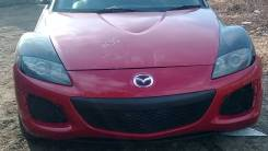 Бампер рестайлинг передний Mazda rx8