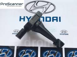 Датчик уровня масла. Hyundai: ix35, i40, i20, i30, ix20, ix55, Tucson, Grand Santa Fe, Santa Fe Kia: Optima, Ceed, Sportage, Soul, Rio, Magentis, Sore...