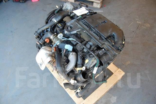 Двигатель 9HR Citroen Berlingo 1.6 с навесным