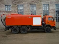 КамАЗ 65115. Комбинированная каналопромывочная машина КО-560 на шасси Камаз 65115, 11 762куб. см.