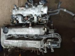 Продам двигатель SR 20 DE пробег 88000 км контрактный с навесным
