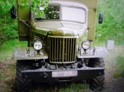 ЗИЛ 157. Продается грузовик с кунгом, 5 000куб. см.