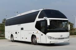 Higer KLQ6122B. Автобус , 51 место, В кредит, лизинг