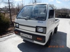 Suzuki Carry Truck. Продается отличный полноприводный грузовичек!, 600куб. см., 500кг., 4x4