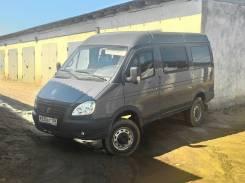 ГАЗ 27527. Продаётся ГАЗ Соболь 27527, 7 мест