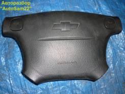 Подушка безопасности водителя. Chevrolet Lanos, T100 L13, L43, L44, LV8, LX6