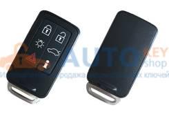 Ключ для Volvo S80 с 2007-2016 г.в. 433MHZ Keyless Go (Оригинал)