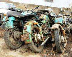 Куплю мототехнику до 60 года выпуска