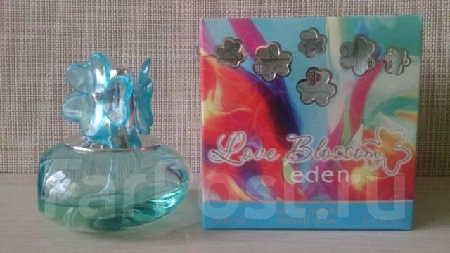 туалетная вода Love Blossom Eden Art Parfum парфюмерия во владивостоке
