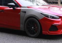 Крылья передние(тюнинг комплект) Mazda3/Axela(BM) 2013-2017.