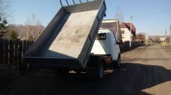 ГАЗ ГАЗель. Газель, 2 400куб. см., 2 500кг., 6x2