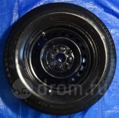 Колесо Dunlop SP70i 185/70R13 на диске Toyota. 1 шт. Отправка.
