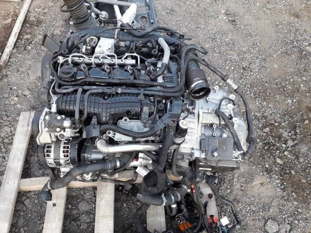 Двигатель D4204T23 Volvo S90 2.0 с навесным
