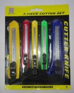 Набор ножей канцелярских 9075024 4предмета