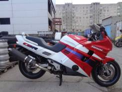 Honda CBR 1000F Hurricane. 1 000куб. см., исправен, птс, без пробега