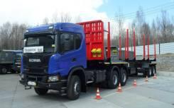 Scania G440CA. Scania G440 A6x6 HZ, 12 740куб. см., 26 000кг., 6x6