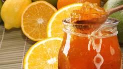 Повидло апельсиновое, термостойкое, бар.