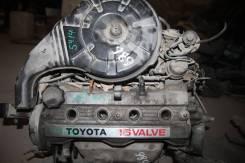 Двигатель 5A-FE Toyota Моновпрыск