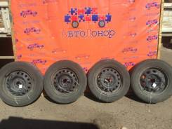 Колеса-диски Toyota с резиной Yokohama Ice Guard IG30
