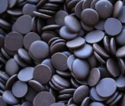 Глазурь шоколадная монетки № 4