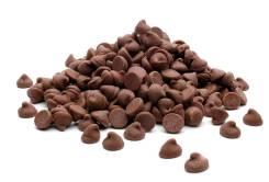 Глазурь шоколадная капли термостойкие