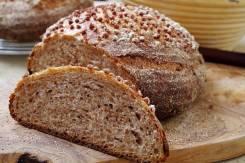 Смесь для приготовления хлеба с гречневой мукой