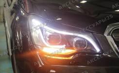Фара. Subaru Forester, SJ, SJ5, SJG