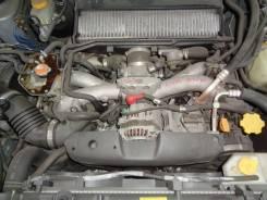 Двигатель в сборе. Subaru Forester, SG, SG5 Двигатель EJ205
