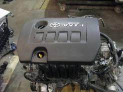 Двигатель в сборе 35000 км Toyota Corolla Fielder ZRE142 2ZR-FE 2007г