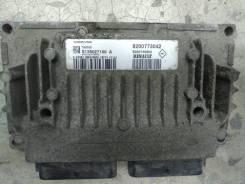 Блок управления АКПП Renault Megane 2 03-09 (Контракт)
