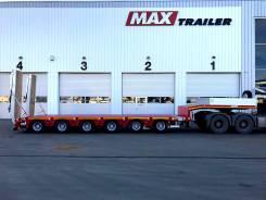 Faymonville. Продам трал тяжеловоз низкорамник MaxTrailer 6 осей, 70 500кг.
