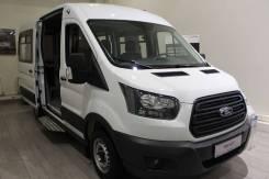 Ford Transit Shuttle Bus. Микроавтобус Ford Transit Shattle Bus 19+1, 19 мест, В кредит, лизинг