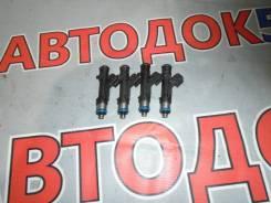 Инжектор, форсунка. Лада Ларгус, F90, R90 Двигатели: K4M, K7M, BAZ11189, BAZ21129