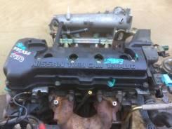 Двигатель Nissan QG 15