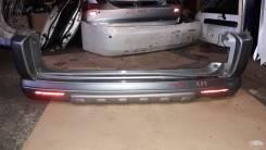 Бампер задний на Honda CR-V