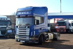 Scania R124. Скания LA ГОД Выпуска, 12 000куб. см., 6x2
