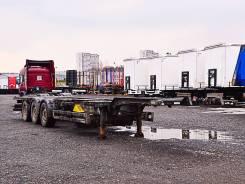 Kogel. Полуприцеп-контейнеровоз SW24 2011 г/в, 35 500кг.