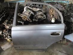 Дверь Toyota Carina E #T190 1992 3SFE лев. зад. седан