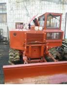 ОТЗ ТДТ-55. Трактор трелевочный ТДТ-55, 5 000кг.