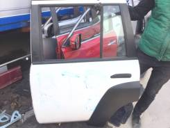 Дверь задняя левая на Nissan Patrol Y61 2009 год