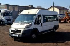 Peugeot Boxer. Микроавтобус . Год выпуска 2011, 18 мест