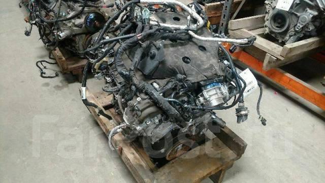 Двигатель LGX 3.6 Cadillac XC5 с навесным