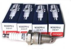 Свеча (комплект 4шт, цена за 1шт) W20EPRU#4 denso W20EPRU#4 в наличии