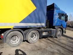 Scania. Тягач 6/4в идеальном состоянии, 12 000куб. см., 25 000кг., 6x4