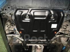 Защита двигателя. Renault Koleos, HY0 Nissan X-Trail, DNT31, T31, TNT31, NT31 2TR, M9R, MR20, MR20DE, QR25DE