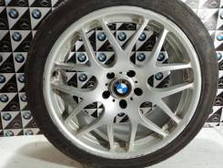 """Комплект колес разношироких стояли на БМВ 5 серии, е60. 9.5/8.5x19"""" 5x120.00 ET20/15 ЦО 72,6мм."""