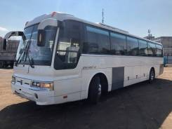 Hyundai Aero Space. Автобус Hyundai AERO Space, 43 места