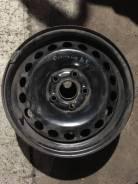 """Skoda Octavia A5, железный колёсный диск. 6.0x15"""", 5x112.00, ET47"""