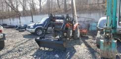 Kubota. Продается трактор GL 19л. с., 4WD, б/п с фронт. ковшом, 19 л.с.